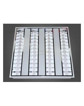 OPR.RASTROWA 4x9W LED NATYNK+ŚWIET EKR5803 Milagro