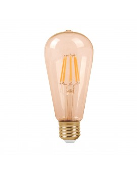 ŻAR. FILAMENT 6W LED E27 480LM ST64 ML548 Milagro