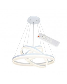 LAMPA WISZĄCA RING 4080 114W LED + PILOT ML4080 Milagro