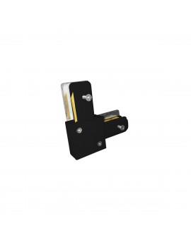 Łącznik Lampy TRACK LIGHT Black Typ L ML3919 Milagro
