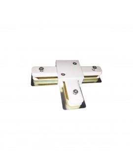 Łącznik Lampy TRACK LIGHT White Typ T ML3920 Milagro