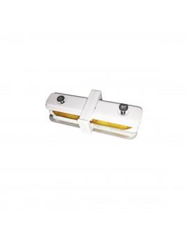 Łącznik Lampy TRACK LIGHT White Typ prosty ML3922 Milagro