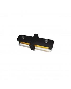 Łącznik Lampy TRACK LIGHT Black Typ prosty ML3923 Milagro