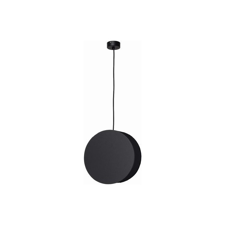 LAMPA ZWIS WHEEL BLACK I 9033 NOWODVORSKI