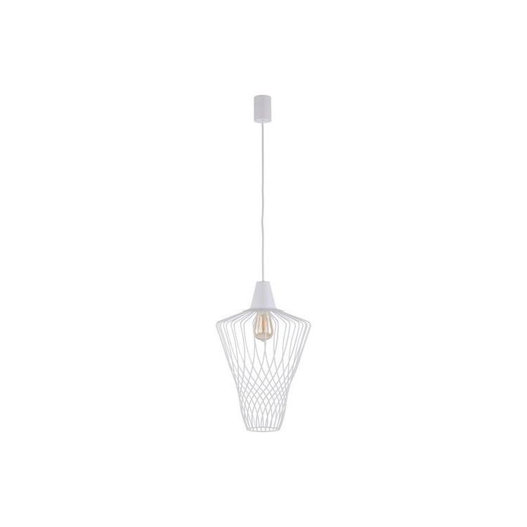 LAMPA ZWIS WAVE WHITE L 8855 NOWODVORSKI