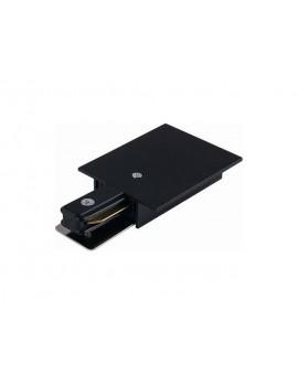 ZATYCZKA KOŃCOWA PROFILE RECESSED POWER END CAP BLACK 8973 NOWODVORSKI