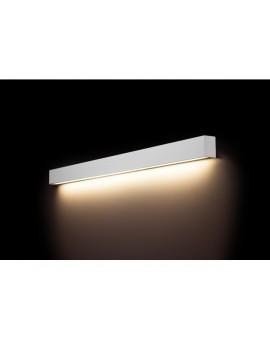 KINKIET STRAIGHT WALL LED WHITE L 9612 NOWODVORSKI