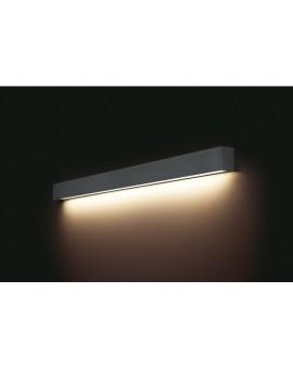 KINKIET STRAIGHT WALL LED GRAPHITE L 9616 NOWODVORSKI