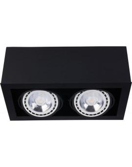LAMPA STROPOWA BOX BLACK II ES 111 9470 NOWODVORSKI