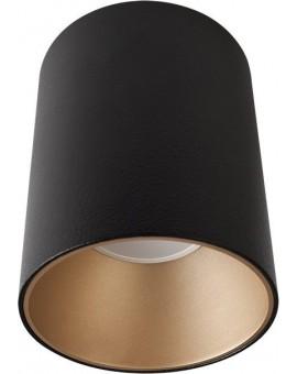 LAMPA STROPOWA EYE TONE BLACK/GOLD 8931 NOWODVORSKI