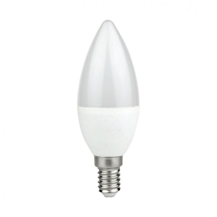 LED žárovka 7W E14 C37 Svíčka BBARWA NEUTRÁLNÍ EKZA572 MILAGRO
