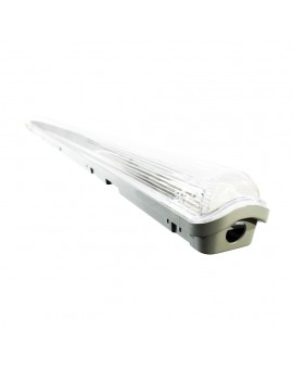 LAMPA TECHNICZNA HERMETYCZNA 1x120cm pod świetlówkę LED EKH1557 MILAGRO