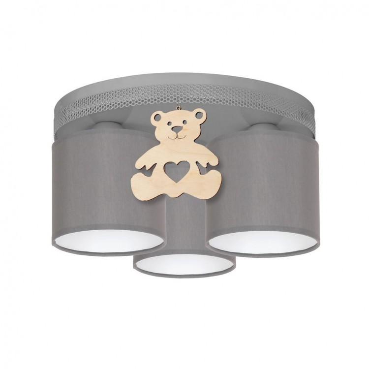 LAMPA SUFITOWA DZIECIĘCA MIŚ MLP4963 MILAGRO