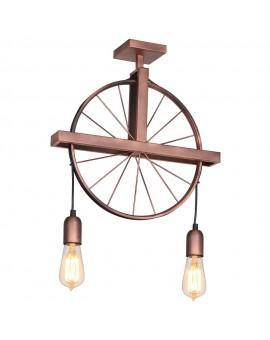 LAMPA ŻYRANDOL MIN 834HD1 Aldex