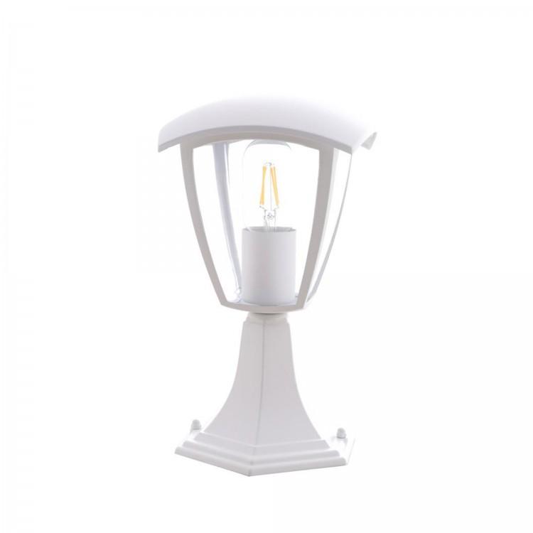 Lampa ogrodowa stojąca FOX WHITE Mała EKO3513 Milagro