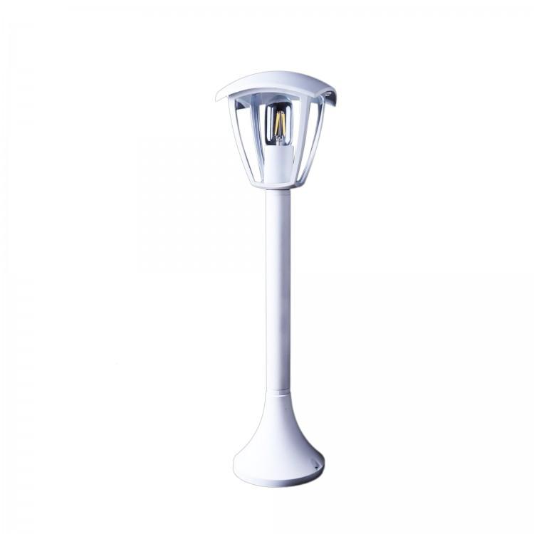 Lampa ogrodowa stojąca FOX WHITEDuża EKO3520 Milagro