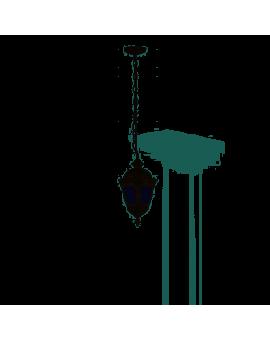 Pendelleuchte Außenlampe Hängelampe Garten Außen TYBR 4684