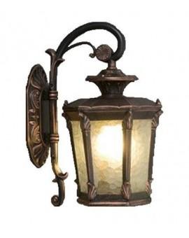 Wandlampe Außenwandleuchte Außenlampe Garten Außen AMUR I 4692