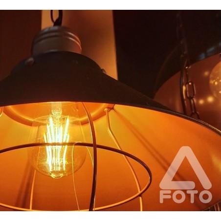 LAMPA ZWIS GARRET 1Pł 6443 Nowodvorski