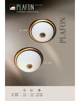 Plafon klasyczny PLAFON PT-M 81 Jupiter