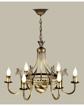 Lampa sufitowa Żyrandol sakralny KORONA KO-6 277 Jupiter