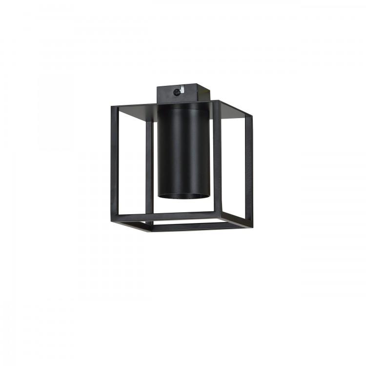 LAMPA SUFITOWA TIPER 1 CZARNY 975/1 EG