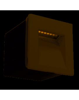 Lampa schodowa STEP LED WHITE 6908 Nowodvorski