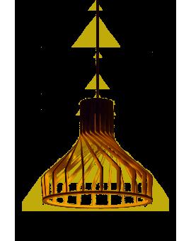 LAMPA ZWIS BIO I E27 9847 NOWODVORSKI