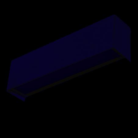 Kinkiet STRAIGHT WALL XS 1Pł 6345 Nowodvorski