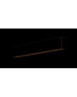 KINKIET STRAIGHT WALL LED SILVER S 9613 NOWODVORSKI