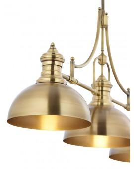 LAMPA ŻYRANDOL PLATINO 1790 JUPITER