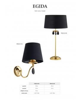 LAMPA STOŁOWA EGIDA 1799 JUPITER