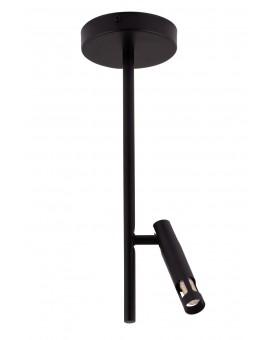 LAMPA PLAFON LEDA CZARNY 33241 SIGMA