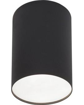 Plafon POINT PLEXI BLACK L 1Pł 6530 Nowodvorski