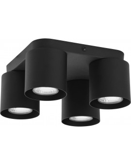 LAMPA SUFITOWA VICO BLACK 3412 TK LIGHTING