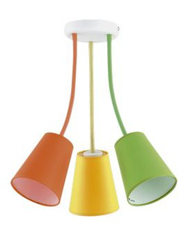 LAMPA SUFITOWA WIRE COLOUR 2106 TK LIGHTING