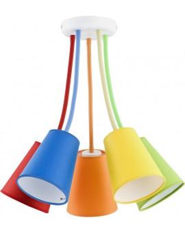 LAMPA SUFITOWA WIRE COLOUR 2107 TK LIGHTING