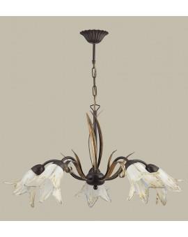 Lampa sufitowa Żyrandol klasyczny FLAWIA FL 5 1180 Jupiter