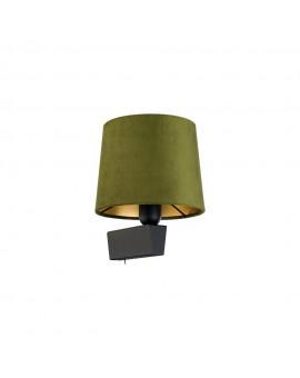 KINKIET LAMPA ŚCIENNA CHILLIN BLACK I VGN/G 8198 NOWODVORSKI