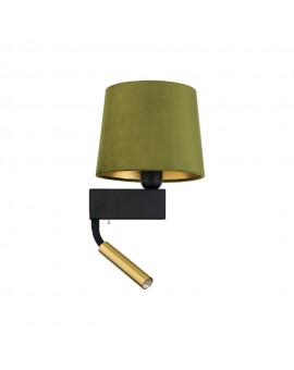 KINKIET LAMPA ŚCIENNA CHILLIN BLACK II VGN/G 8214 NOWODVORSKI
