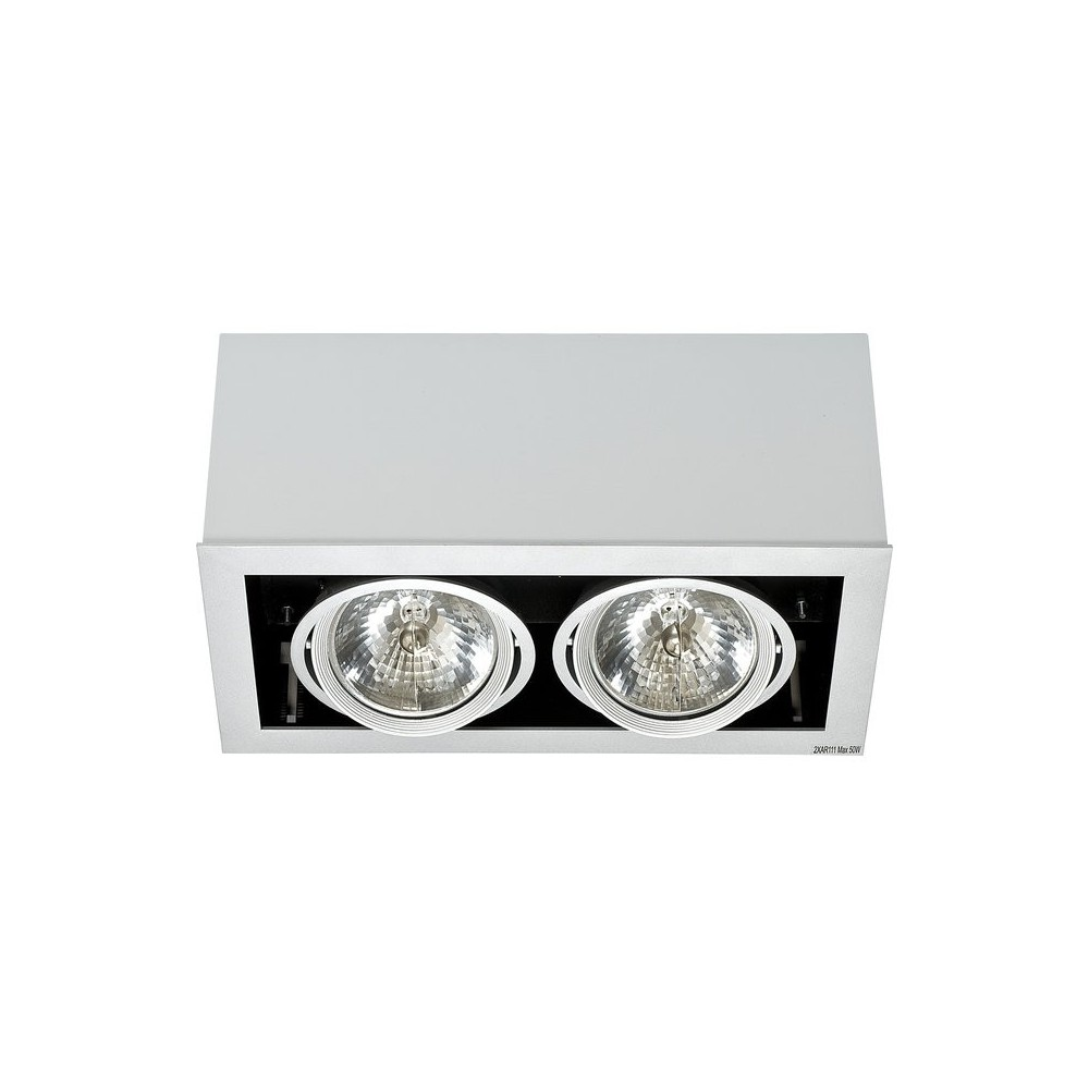 Lampa stropowa plafon BOX 2Pł 5316 Nowodvorski
