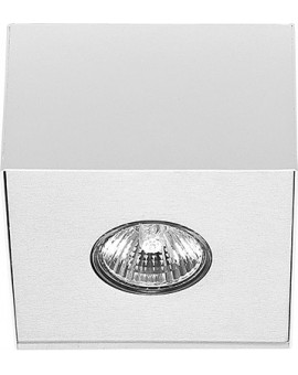 Plafon nowoczesny CARSON white 1Pł 5573 Nowodvorski