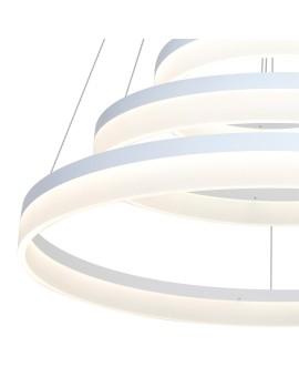 LAMPA WISZĄCA RING 62W LED ML409 Milagro