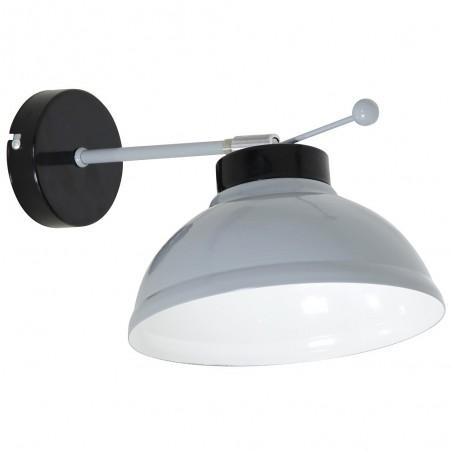 Kinkiet Factor grey 1Pł 6162 Luminex
