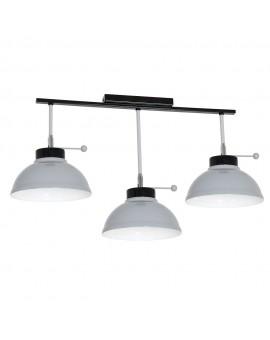 Plafon Factor grey 3Pł 6165 Luminex