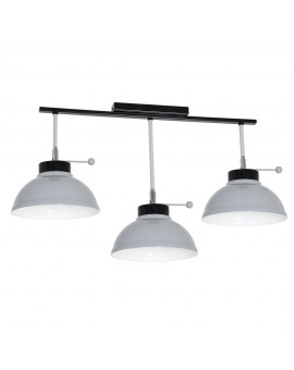 Plafon Factor grey 3Pł 6165 Luminex