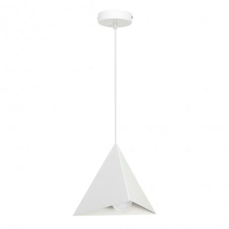 Lampa sufitowa Zwis Żyrandol Set biały 1Pł 7405 Luminex