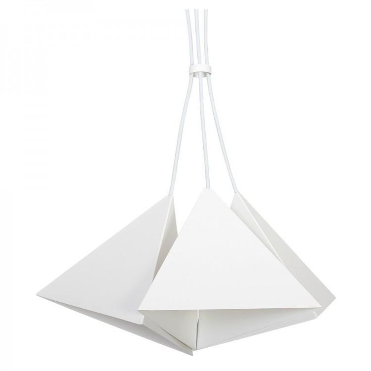 Zwis Żyrandol Set biały 3Pł 7407 Luminex