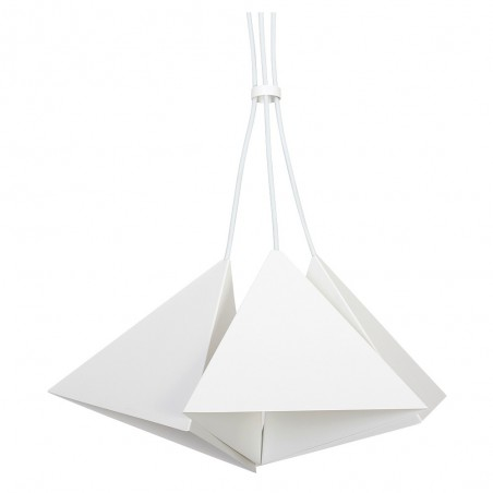 Lampa sufitowa Zwis Żyrandol Set biały 3Pł 7407 Luminex
