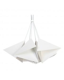 Lampa sufitowa Zwis Żyrandol Set biały 5Pł 7409 Luminex
